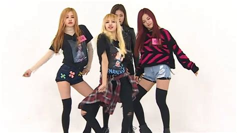 blackpink on weekly idol sbs popasia black pink completely slays up boombayah