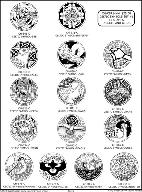 ancient celtic tattoos magic symbols and their meanings search