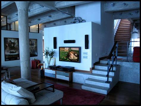 popular ideas  living room theaters homeideasblogcom