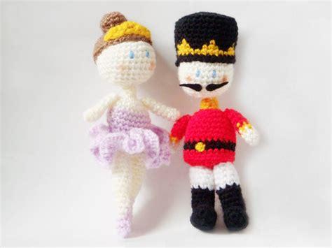 Amigurumi Nutcracker Pattern | crochet amigurumi patterns dolls nutcracker sugar