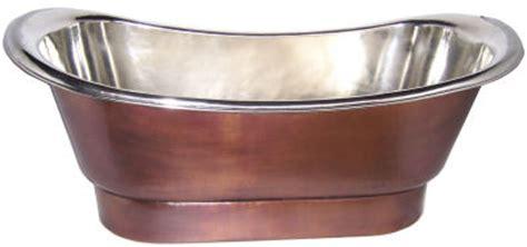 copper bathtub price nickel plated smooth copper bath tub
