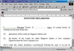 Vesting Certificate Template by Statutory Vesting Of Land