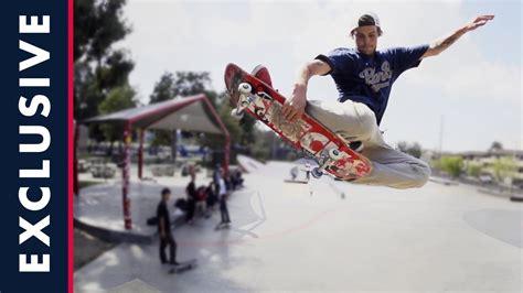 ryan sheckler backyard skatepark skate or pie sheckler sessions s1e9 youtube