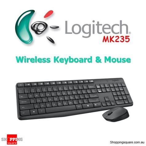 Logitech Mk235 Keyboard Mouse Wireless logitech mk235 wireless keyboard and mouse