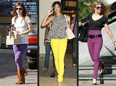 Fashion That Made You Think In 2007 by Neon Coloured Clothing Taking It Back To The 80s