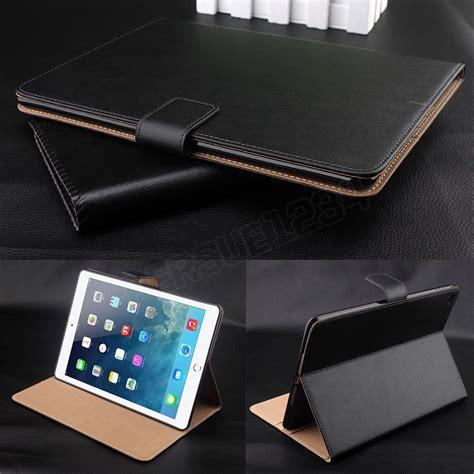 Mini 1 2 3 4 Apple Smart Oem Free Tempered Glass for apple 2 3 4 mini air luxury genuine leather smart