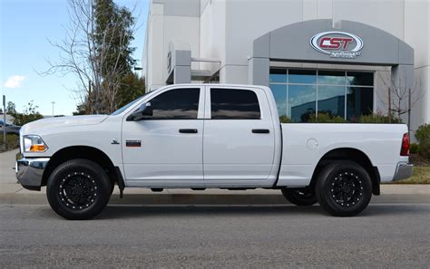 dodge ram 2wd lift cst performance suspension lift kits for 2009 2014 dodge