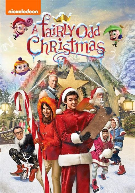 list film natal a fairly odd christmas dvd fairly odd parents wiki