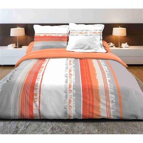 Housse De Couette Orange by Parure De Couette 220x240 Housse De Couette 220x240 Averse