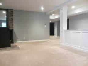 Ideas Basement Wall Colors Basement Renovation Contemporary Basement Vancouver By Marcusray Designs
