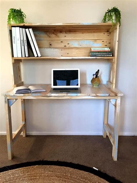 desk shelves for best 25 computer desk with shelves ideas on
