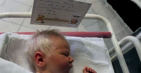 what color are babies born with baby born with white hair is one of the rarest and most