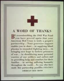 words of thanksgiving file a word of thanks american red cross nara 513745