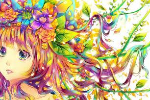 colorful anime anniewannie images colorful anime