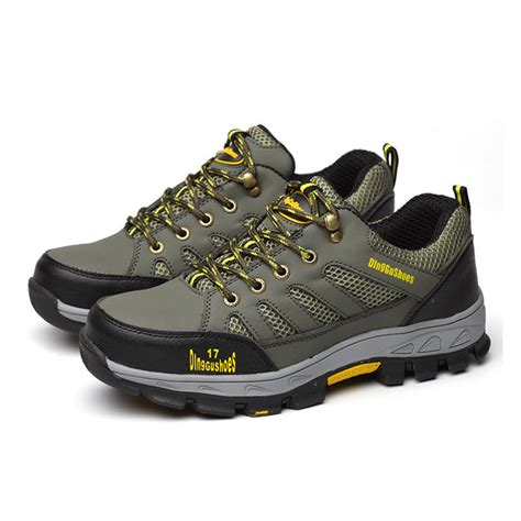 climbing shoes malaysia mens safety shoes steel toe work sneaker breathable hiking