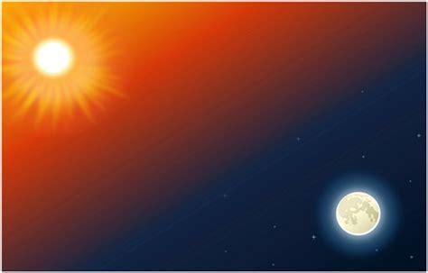 Tje Siang Malam Beberapa Mitos Asal Tentang Siang Dan Malam Hari Segiempat