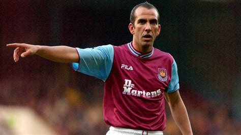 Dr Martens West Ham United Tees profile paolo di canio itv news