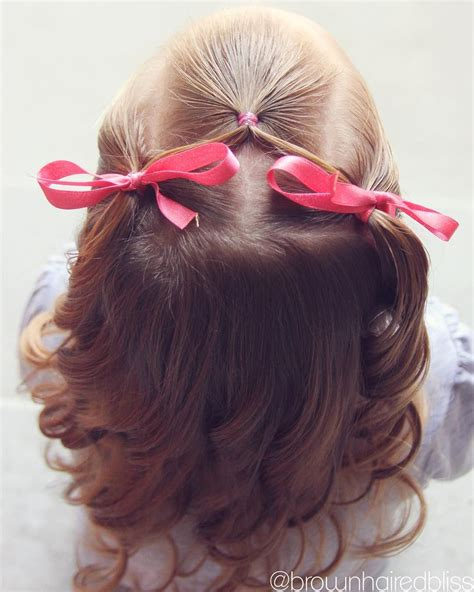 cute hairstyles put up cute half up toddler hairstyle inspired by