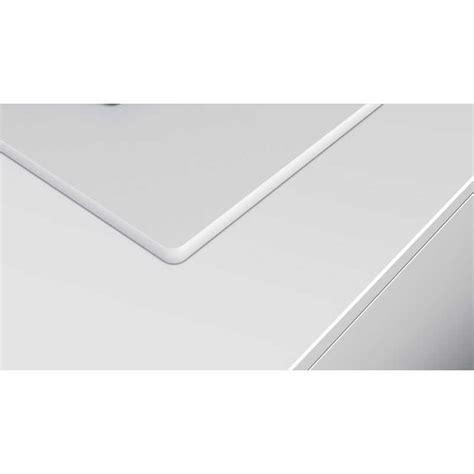 piano cottura cristallo bianco piano cottura bosch ppq7a2b20 cristallo bianco 75 cm fab