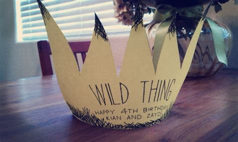 printable max crown 26 best where the wild things are nursery images on