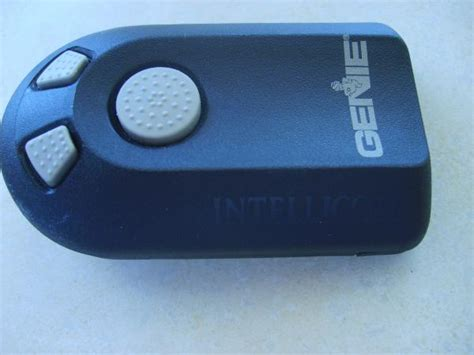 Garage Door Opener Remote Only Works Sometimes How To Install An Universal Garage Door Remote