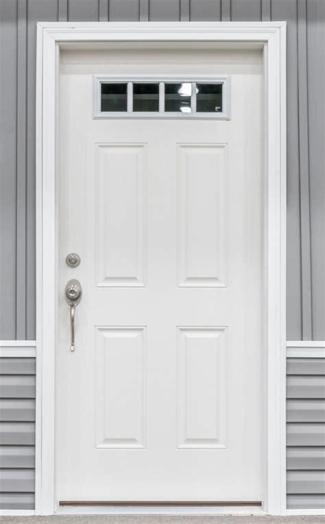 4 Lite Exterior Door Homes Doors Better Homes And Gardens Crossmill Bookcase With Doors Finishes Walmart