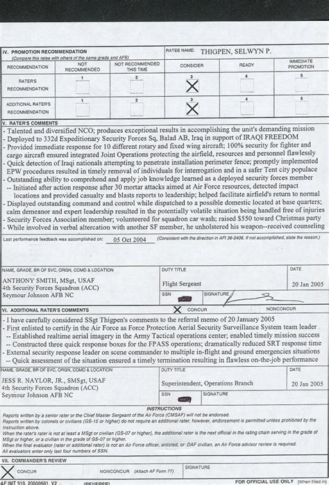 Letter Of Evaluation Usaf letter of evaluation usaf 28 images af form 1206