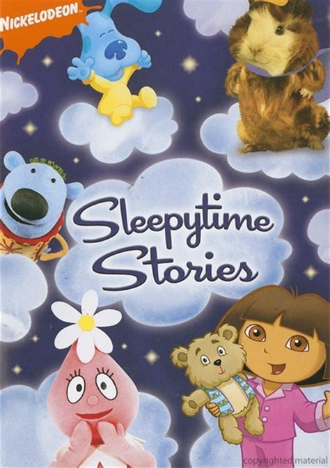 critter bedtime storybook boxed set 5 favorite critter tales books nickelodeon favorites ytime stories dvd 2007 dvd empire