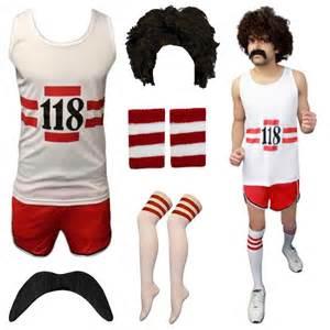 118 fancy dress womens mens hen do stag marathon vest