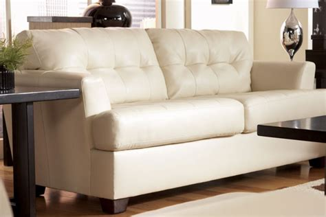 Ivan Durablend Leather Sofa At Gardner White Durablend Leather Sofa