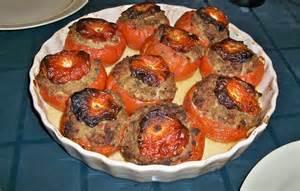 recette de tomates farcies au four recettes di 233 t 233 tiques