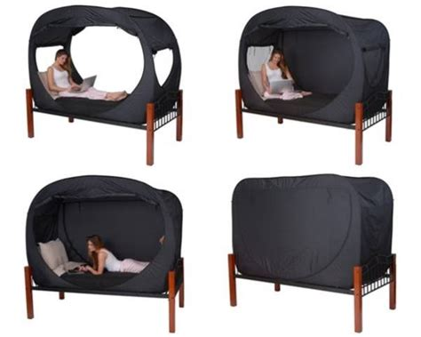 privacy pop tent bed privacy pop bed tent travel and sleep in privacy find