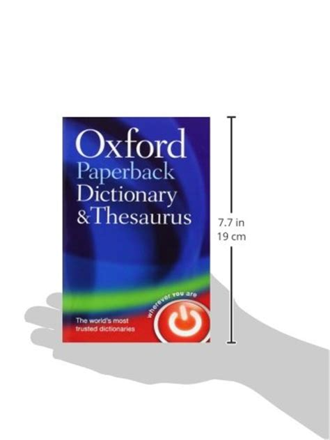 livro oxford paperback dictionary thesaurus oxford paperback dictionary thesaurus sporting goods outdoor recreation track field high jump bars