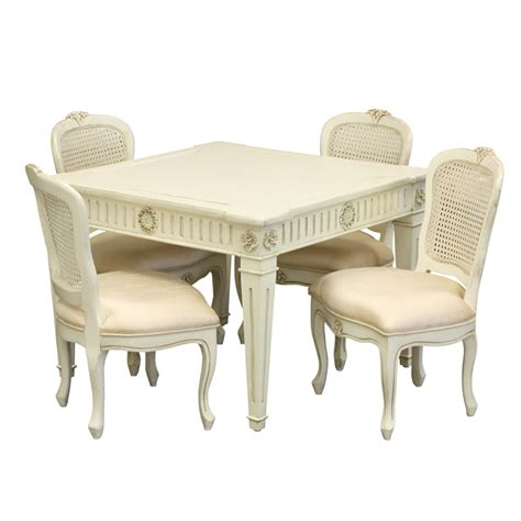 Table And Chair Sets Juliette Play Table And Chair Set In Versailles Linen And