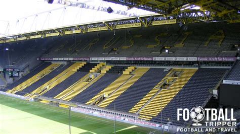 signal iduna park away section signal iduna park borussia dortmund football tripper