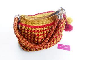 Tas Ransel Serut Kait rajutmerajut every crochet is made with