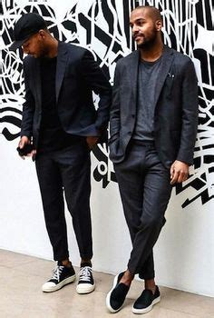 Tempah Blazer how to wear and style white shoes blazers and tinie tempah