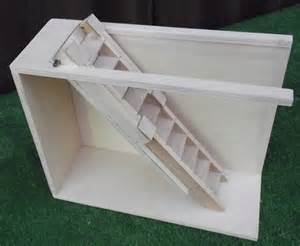 cmh0075 attic pull down stairs 9 0 10 0 celerity miniature homes
