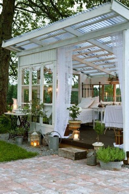 organize  outdoor bedroom  ideas shelterness