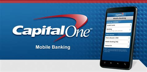 capital one app for android capital one comes to android talkandroid