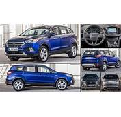 Ford Kuga 2017  Pictures Information &amp Specs