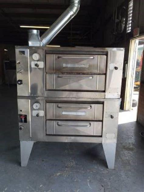 Oven The Baker 100 Liter baker s pride deck pizza ovens mdl 805 ebay