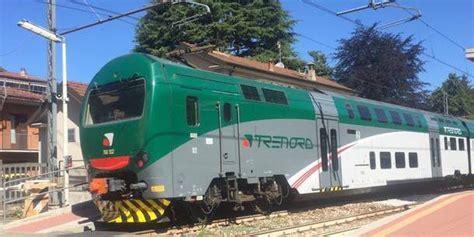 treno genova pavia trenord al via collegamenti lombardia riviera ligure