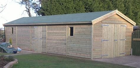 large sheds bespoke  direct  uk manufacturer  size