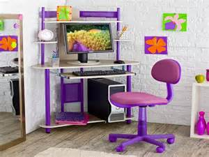 Purple Corner Desk Bloombety Room Ideas For With Pink Purple Corner Computer Desk Choosing