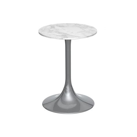 marble pedestal side table marble topped pedestal side table white antique brass