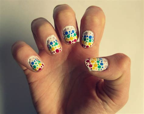 cutepolish doodle flowers floral nail for beginners khoobsurati