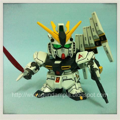 Bb387 Rx 93 V Gundam gun dam pla rx 93 v gundam sd 第二弹