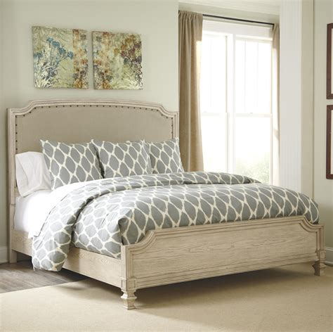ashley furniture headboards signature design by ashley demarlos queen upholstered