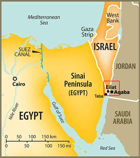 middle east map gulf of aqaba saudi arabia might recognize israel because of neom